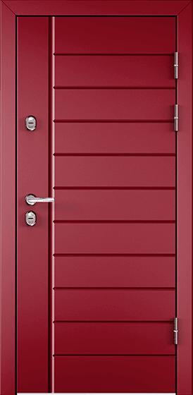 металлические двери с надежны